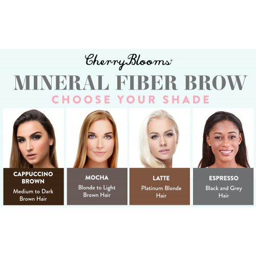 Fiber Lashes + Fiber Brows Kit - SAVE $20