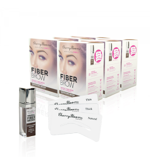 Cherry Blooms Mineral Fiber Brow Open Stock - Buy 5, Get 1 Free
