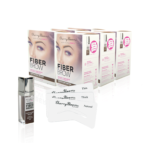 Mineral Fiber Brow Open Stock - Buy 5, Get 1 Free