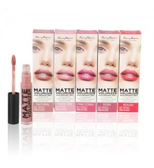 Cherry Blooms Matte Lips Volumizer 5-Pack